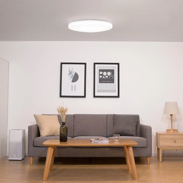Умная лампа Xiaomi Yeelight LED Ceiling Lamp 450mm White белая XD0042W0CN