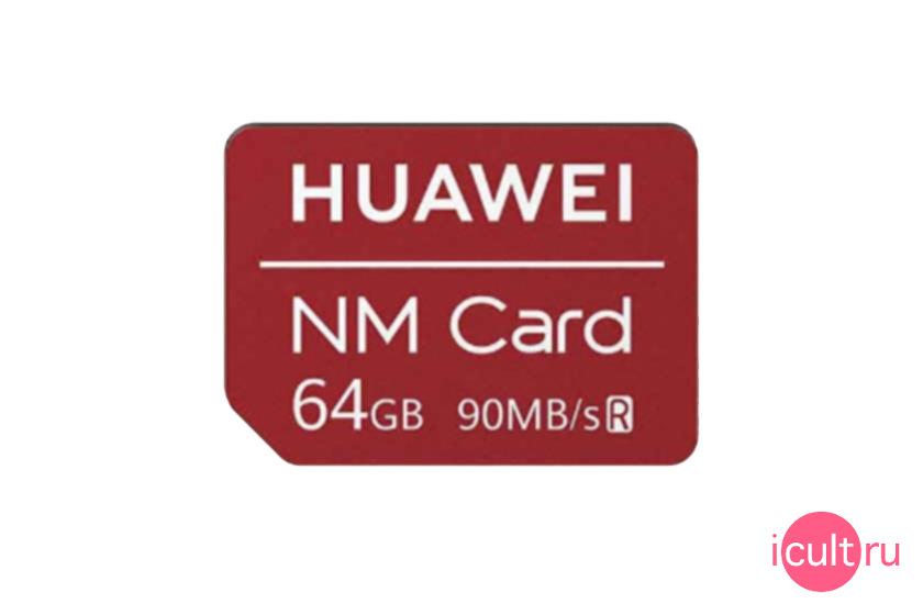 Huawei NM Card 64GB NanoSD