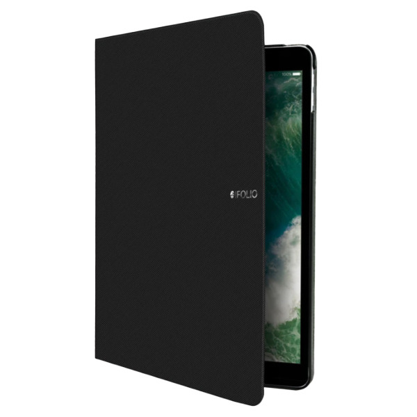 "Чехол-книжка SwitchEasy CoverBuddy Folio Black для iPad Pro 10.5""/Air 2019 чёрный GS-109-69-155-11"