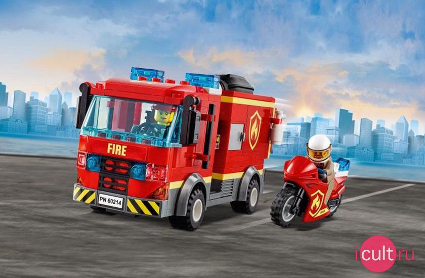 Конструктор LEGO City 60214