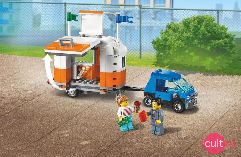 Купить LEGO City 60258