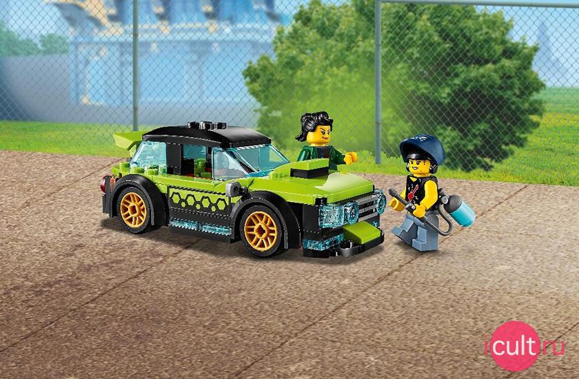 LEGO City 60258 цена