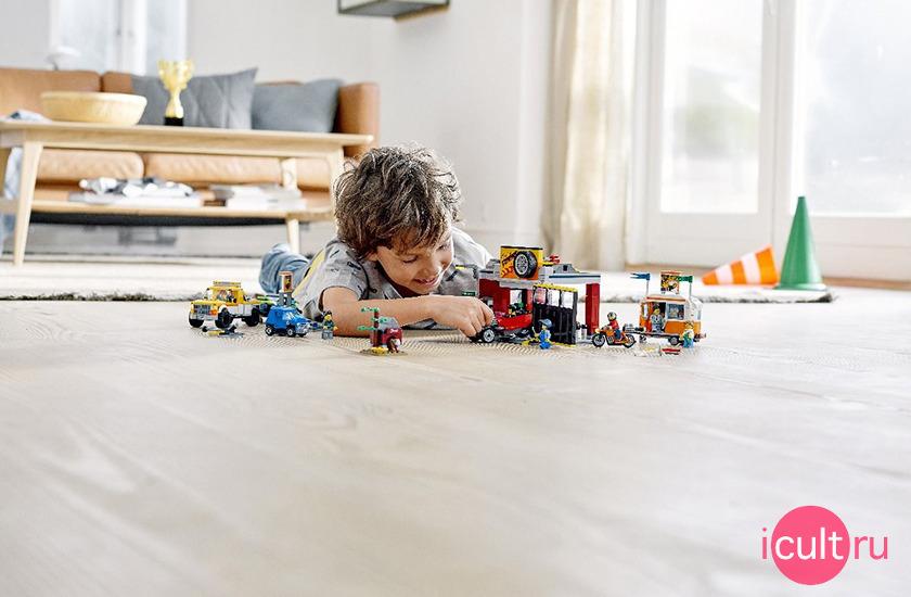 Конструктор LEGO City 60258