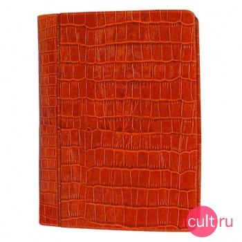Кожаный чехол Piel Frama iPad magnetic Case Orange (оранжевый) для iPad
