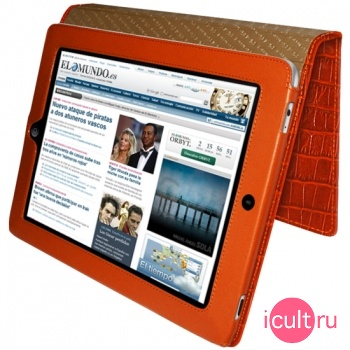 Piel Frama iPad magnetic Case Orange (оранжевый) для iPad