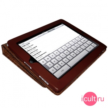 Piel Frama iPad magnetic Case Brown (коричневый) для iPad