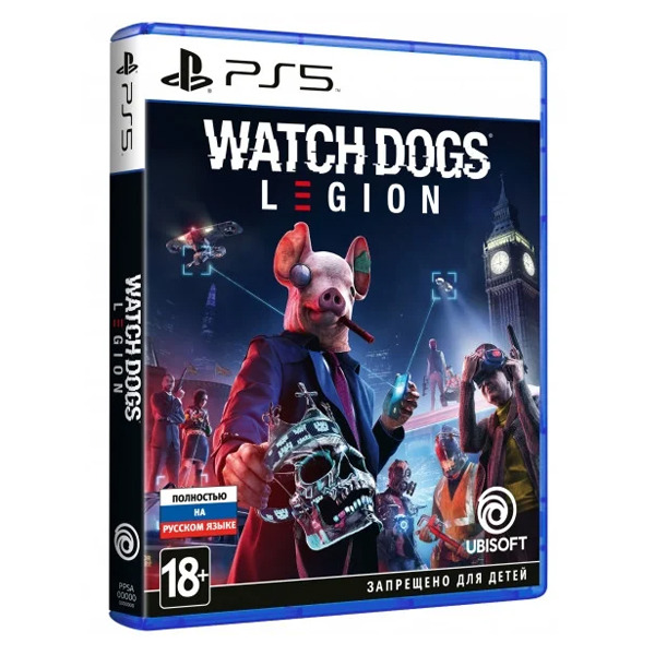 Игра Watch Dogs: Legion для PS5
