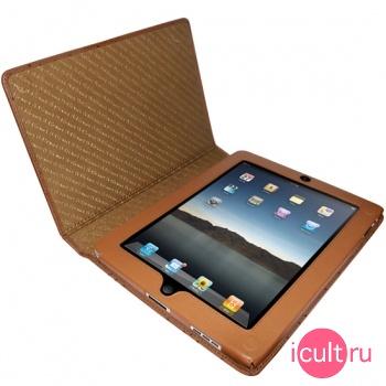Кожаный чехол Piel Frama iPad magnetic Case Ostrich (страус) для iPad