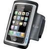 Спортивный чехол iLuv Light Weight Armband with Reflector для iPhone/iPod черный iCC212