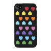 Силикновый чехол Agent18 HeartVest Silicone Case for iPhone 4 IPHV4A/BM