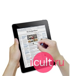 Стилус для iPod, iPhone и iPad Macally Stylus Pen PENPAL