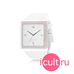 Ремешок на руку HEX Original watch band Clear / One Size для iPod Nano 6G прозрачный