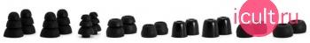 Комплект ушных вставок для наушников H2O Audio Pro Fit Kit - 9 Pairs of Ear Plugs