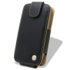 Кожаный чехол Melkco Limited Edition Flip Down Type Black LC для Google Nexus One черный GGNONELCFM2BKLC