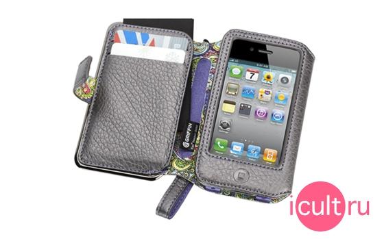 Griffin Elan Passport Wallet