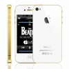 MC603 ����������� Apple iPhone 4 16�� Gold Style �����/������� (������)