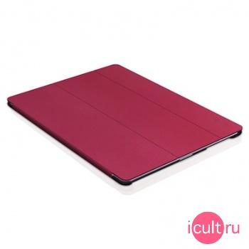 Чехол-подставка для iPad 2 Macally Bookstand 2 Microfiber Cover and Stand BOOKSTAND2R