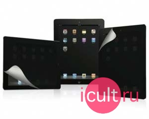 Пленка для экрана iPad 2 c защитой данный Macally Privacy Screen Protector IP-808-PA2