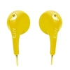 Наушники iLuv Bubble Gum 2 Stereo Earphones Yellow желтые IEP205YEL