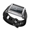 Браслет LunaTik Multi-Touch Watch Band для iPod nano 6G серебристый LTSLV-003
