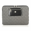 "Чехол Knomo Sleeve Medium для MacBook Pro 15"" серый KN-27-068-GRY"