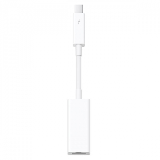 Переходник Apple Thunderbolt to Gigabit Ethernet Adapter MD463ZM/A