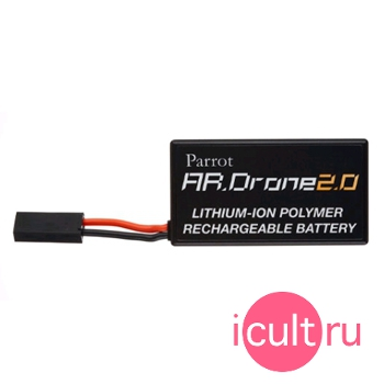 Аккумулятор Parrot AR Battery 1000mAh для AR.Drone 2.0 PF070034AA