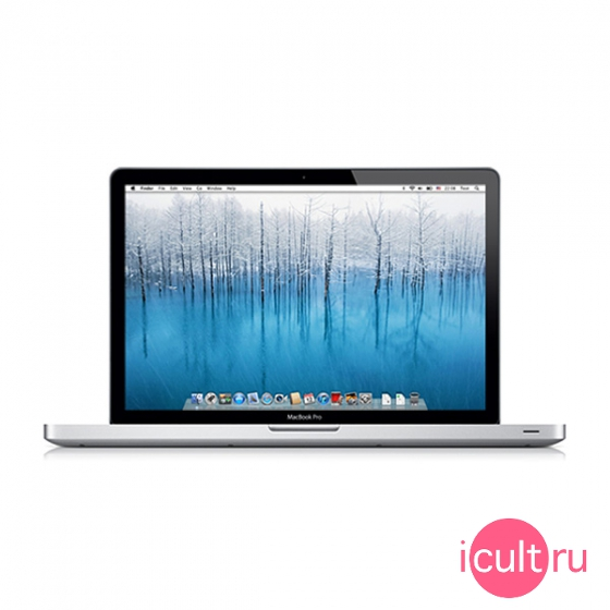 Ноутбук Apple MacBook Pro 13 Core i5 2*2,5 ГГц, 4ГБ RAM, 500ГБ HDD Mid 2012 MD101 RU/A