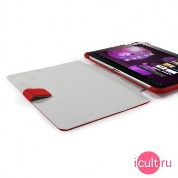 SGP Galaxy Tab 10.1 Leather Case Stehen чехол для Galaxy Tab 10.1
