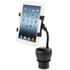 АЗУ + держатель для планшетов Capdase Car Cup Holder Charger With Tab-X Mount CAAPIPAD-CT01
