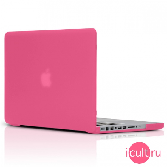 "Чехол INCIPIO Feather для MacBook Pro 15"" Magenta пурпурный IM-221"