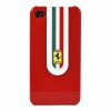 Чехол CG Mobile Ferrari Stradale для iPhone 4 Red красный FEST4GRE