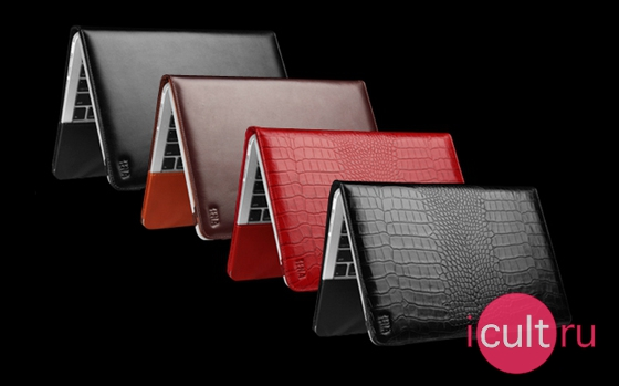 Sena Folio Croco Red