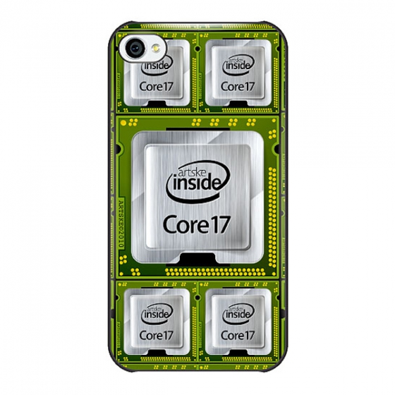 Чехол artske CPU для iPhone 4/4S UC-D06-IP4S