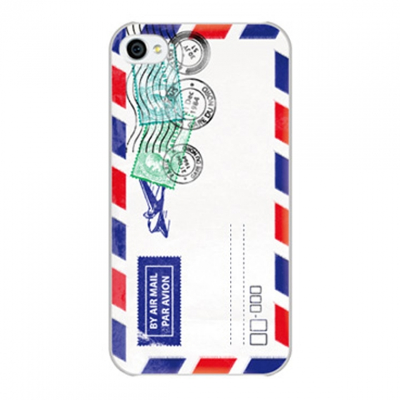 Чехол artske Letter для iPhone 4/4S UC-T09-IP4S