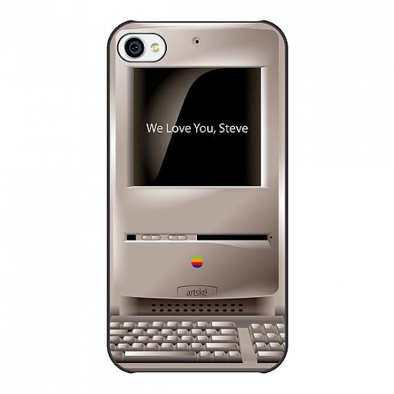 Чехол artske Macintosh для iPhone 4/4S UC-D34-IP4S