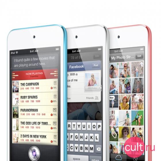 iPod Touch 5G нововведения