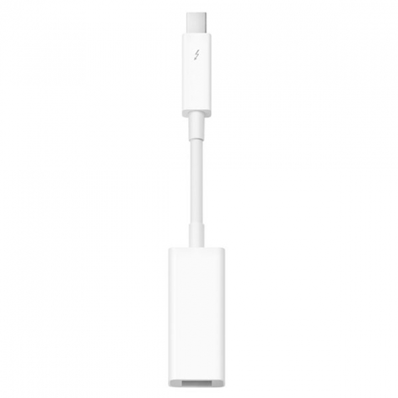 MD464 Переходник Apple Thunderbolt to FireWire Adapter