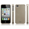 Чехол SGP Linear Color Series Champagne Gold для iPhone 4/4S золотистый SGP07583