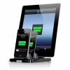 Тройная док-станция XtremeMac InCharge X3 Charging Station для iPod/iPhone/iPad IPU-IX3-13