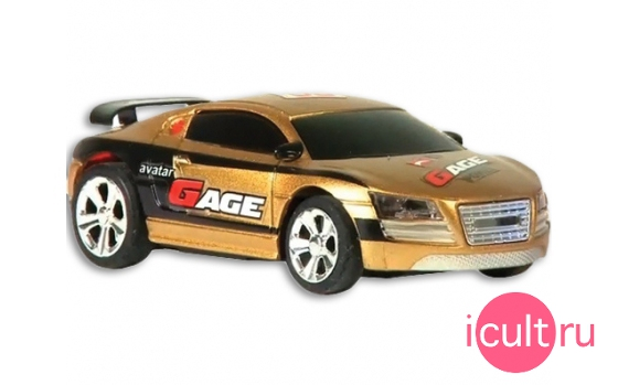 Dexim AppSpeed Race Car Gold
