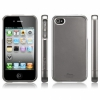 Чехол SGP Linear Color Series Gun Metal для iPhone 4/4S графит SGP07582