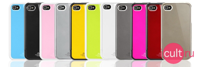 SGP Linear Color Series Satin Silver