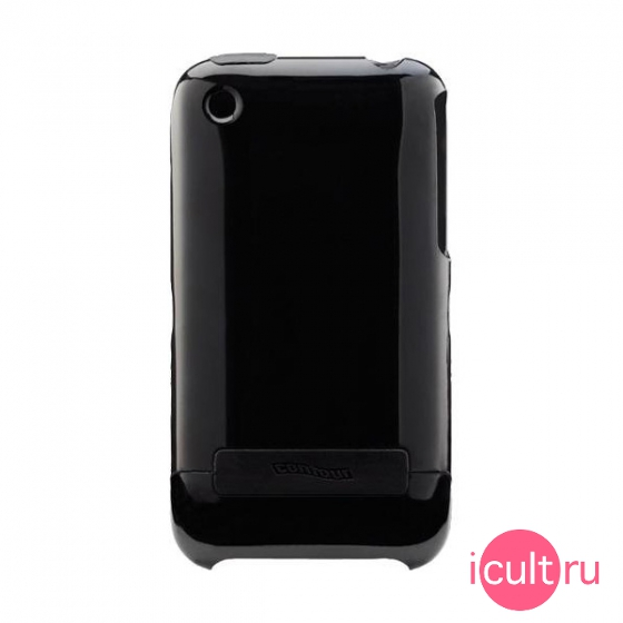 Чехол Contour Design Hardskin Flick Case Black для iPhone 3G/3GS черный