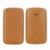 Чехол SGP Slim Pouch Crumena Brown для Samsung Galaxy Nexus коричневый SGP08653
