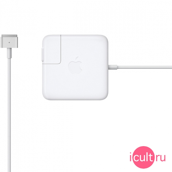 MD565Z/A Адаптер питания Apple 60W MagSafe 2 Power Adapter для MacBook Pro Retina 13""