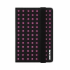 Чехол-книжка Incase Maki Jacket Black/Pink Dots для iPad Mini черный/розовый CL60305