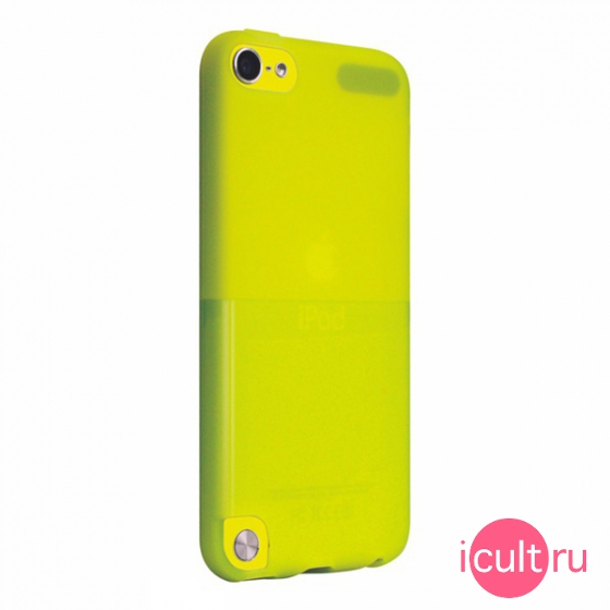 Чехол Ozaki O!Coat Wardrobe Yellow для iPod Touch 5G желтый OC610YL
