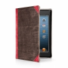 Чехол-книга Twelve South BookBook Vintage Red для iPad mini красный 12-1236