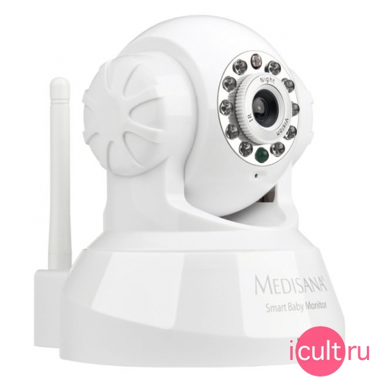 Интернет видео няня Medisana Smart Baby Monitor для iPod Touch/iPhone/iPad